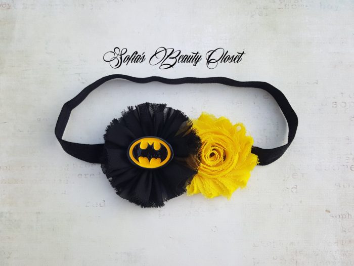 Batman Costume Headband