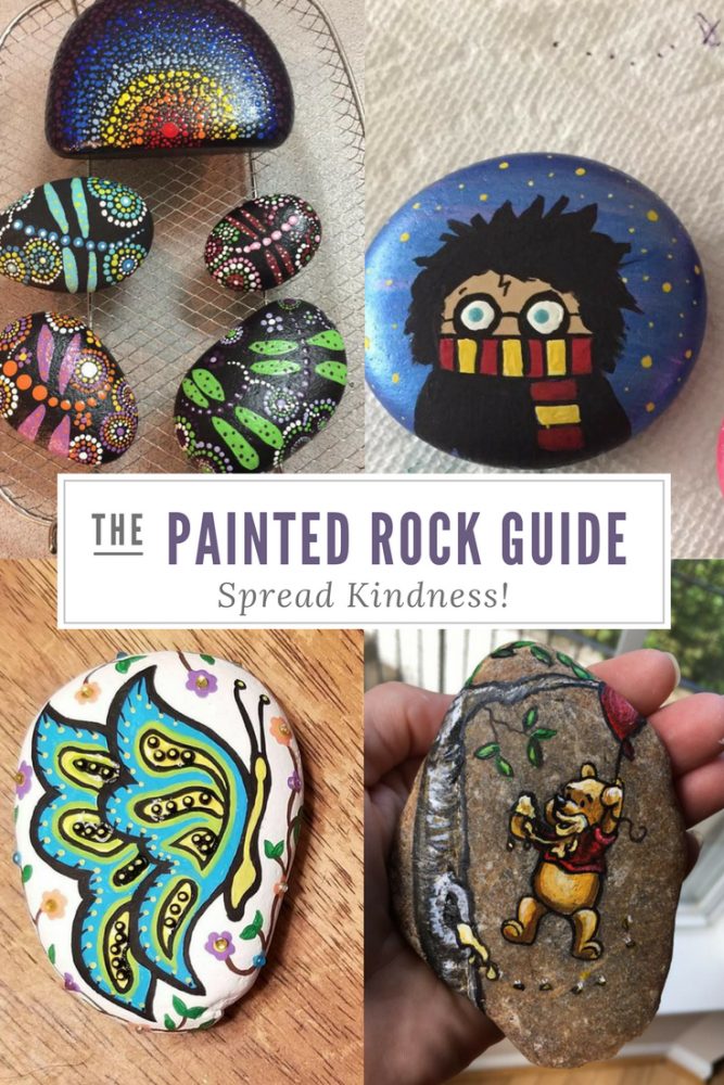 Painted Rock Activity