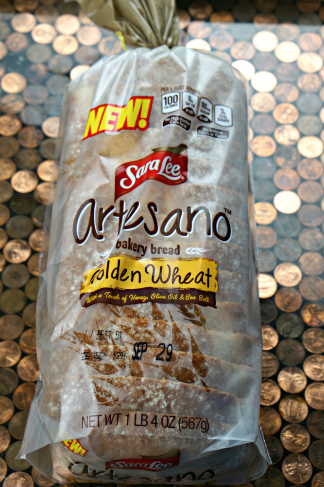 Leftover Grilled Turkey Sandwich | Sara Lee Artesano Golden Wheat Bread