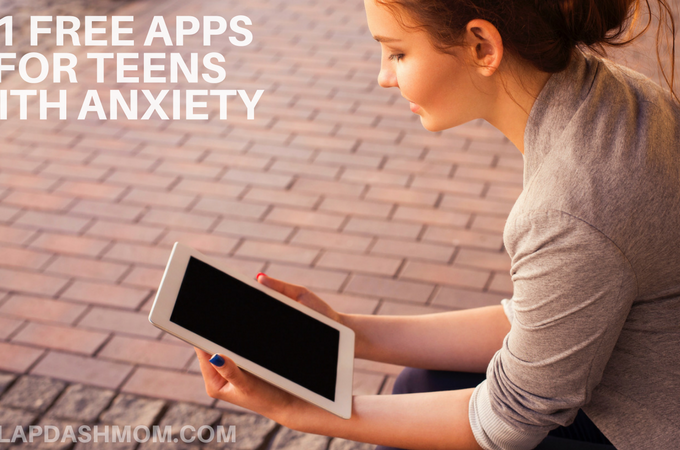 Free Relaxation Apps for Teens With Anxiety