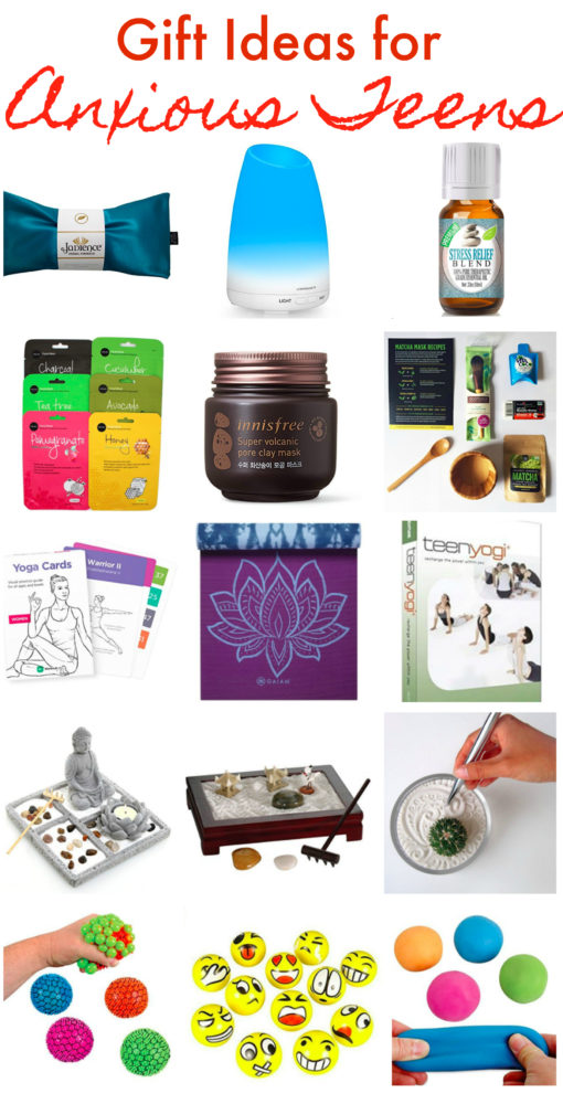 ultimate gift guide for anxious teens