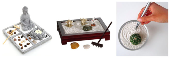 zen gardens for anxiety