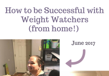 How to be Successful with Weight Watchers
