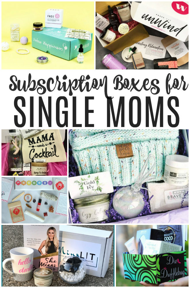 Best Subscription Boxes for Single Moms
