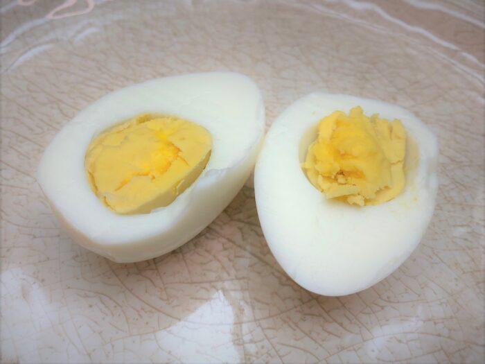 ZERO Point Hard Boiled Eggs