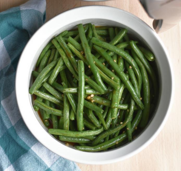 Air Fryer ZERO Point Green Beans