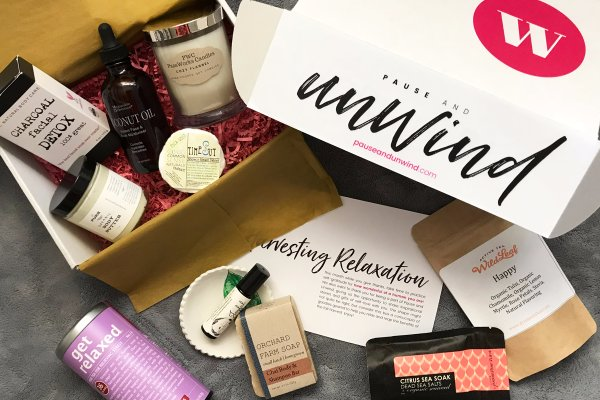relaxation subscription box