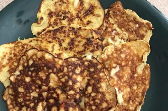 2 Ingredient Weight Watchers Pancakes – Zero Points Freestyle