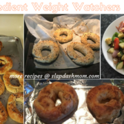 2-Ingredient Weight Watchers Bagels