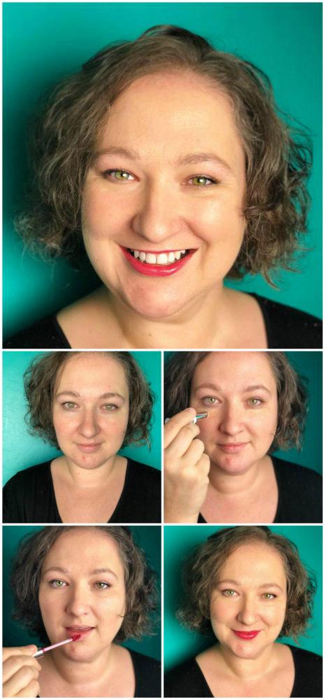 neutrogena beauty routine