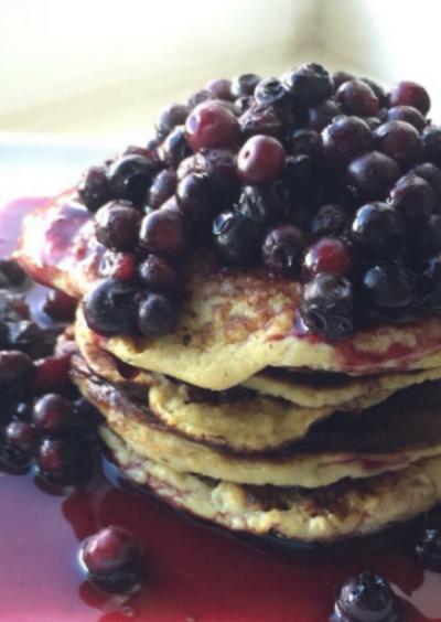 ZERO Point Weight Watchers-Friendly Pancakes