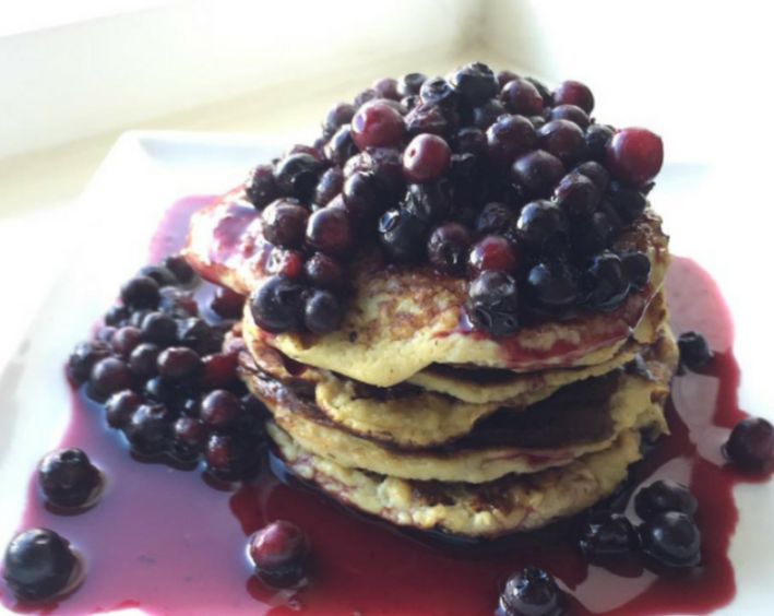 ZERO Point Weight Watchers-Friendly Pancakes