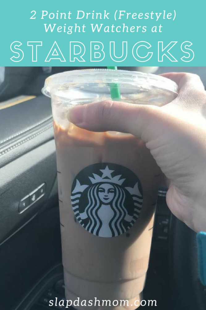 2 Point Starbucks Drink