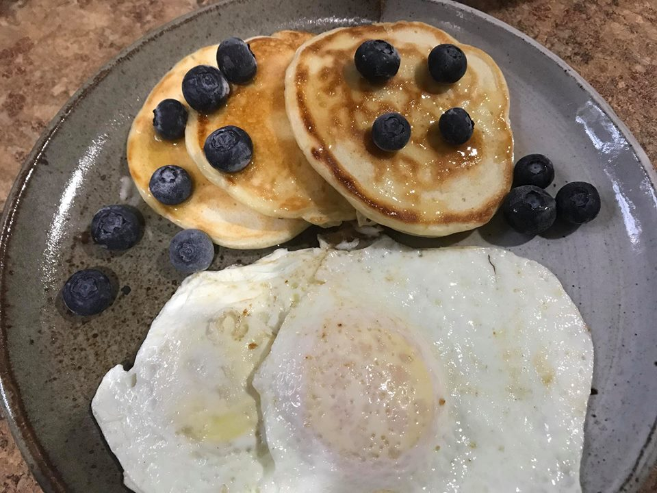 1 Point Pancakes