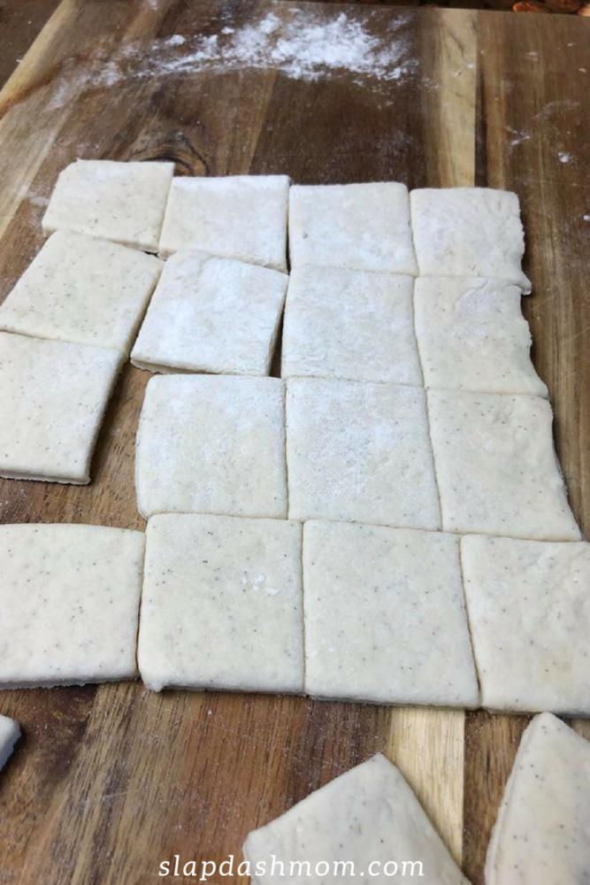 2 ingredient dough funnel cake