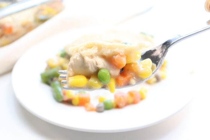Weight Watchers - Friendly Chicken Pot Pie Recipe - 2 Pts!