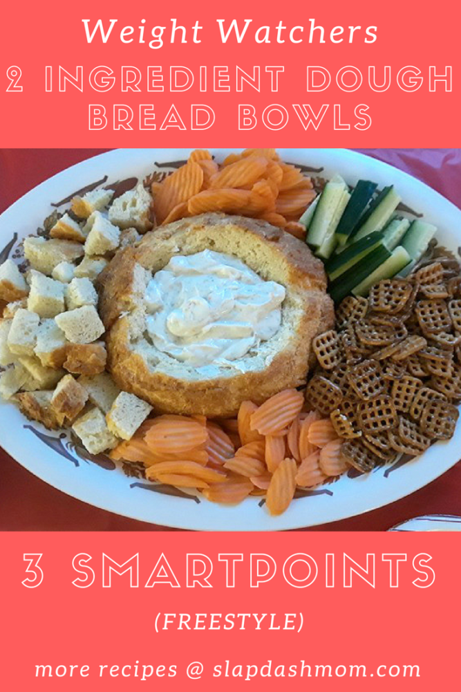 Weight Watchers Bread Bowl