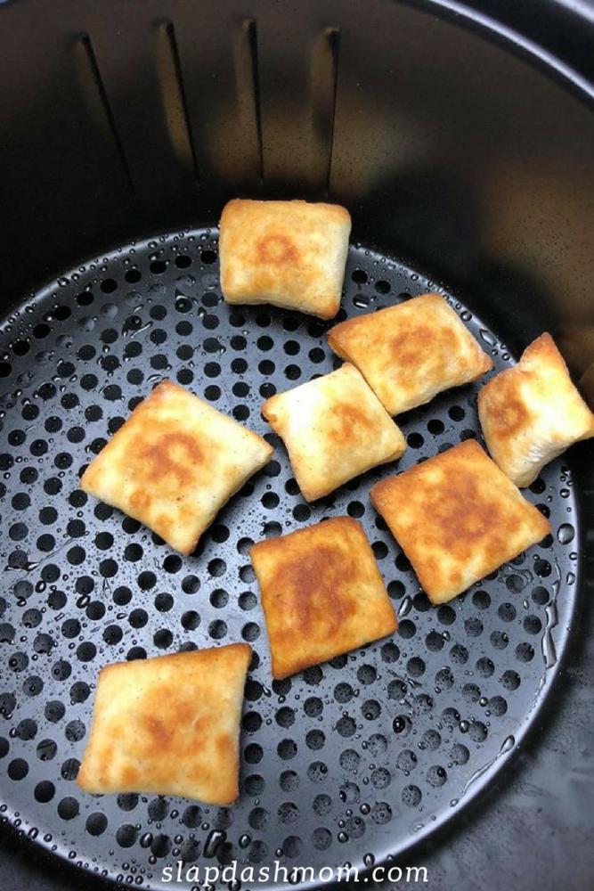air fryer 2 ingredient dough