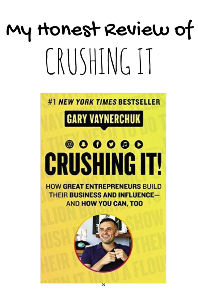 review of crushing it gary vaynerchuk