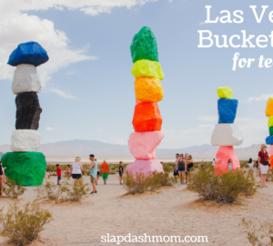 las vegas bucket list