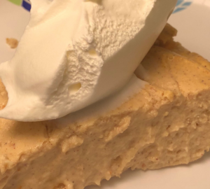 WW Pumpkin Cheesecake