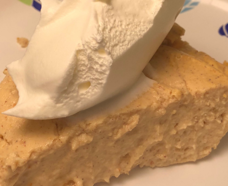 WW Pumpkin Cheesecake
