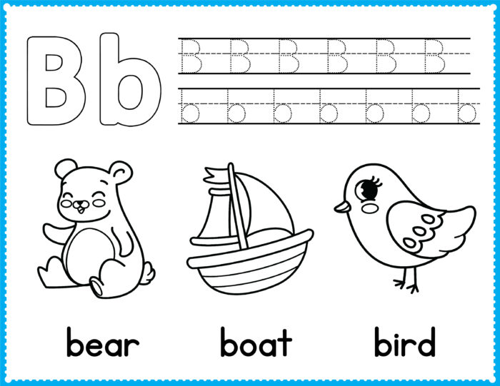 picture about Free Printable Alphabet Coloring Pages known as No cost Alphabet Coloring Web pages - Preschool Printables Slap