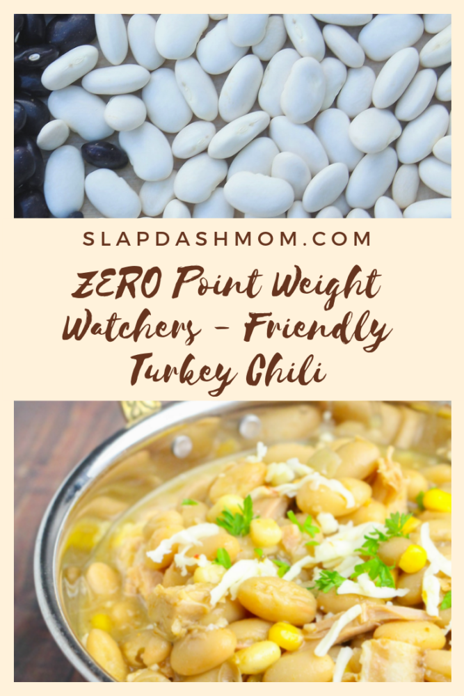 ZERO Point Weight Watchers Friendly Turkey Chili