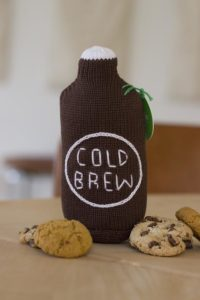favorite baby items cold brew rattle