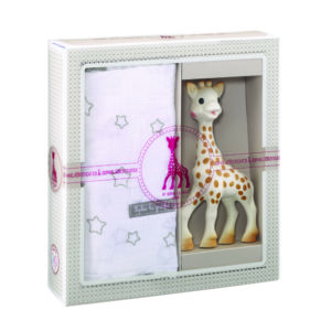 favorite baby items Sophie the Giraffe