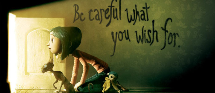 halloween movies Coraline