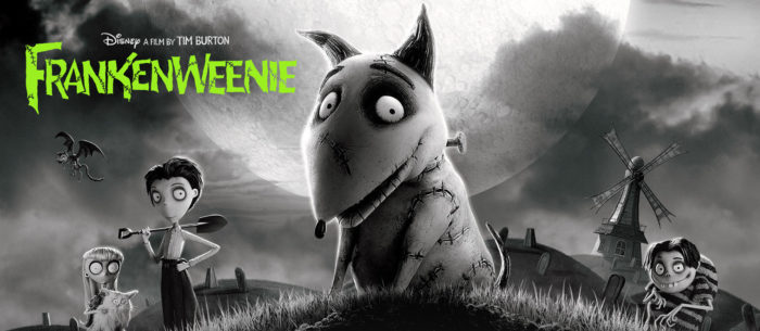 halloween movies Frankenweenie