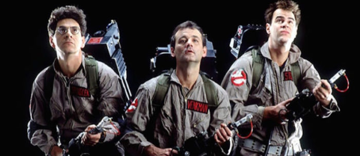 halloween movies Ghostbusters