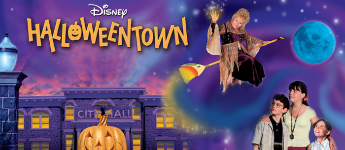 halloween movies Halloweentown