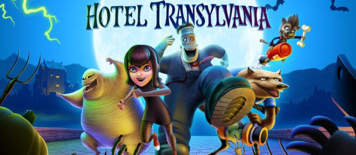halloween movies Hotel Transylvania