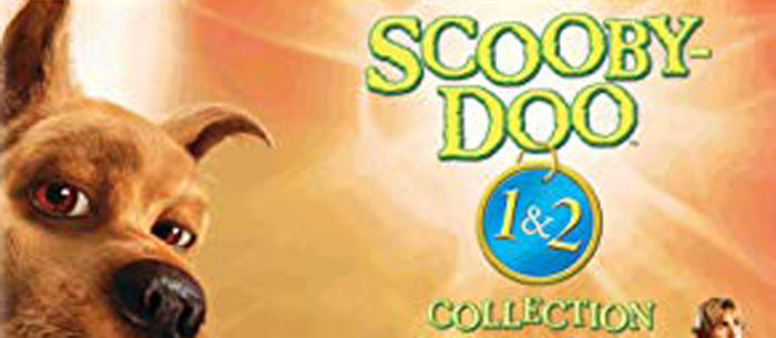 halloween movies Scooby Doo 1 & 2