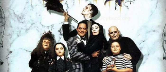 halloween movies The Addams Family