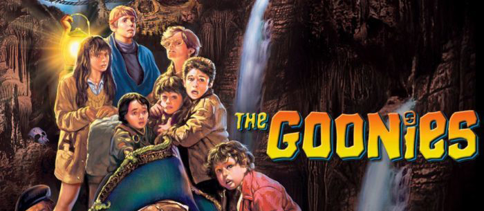 halloween movies The Goonies
