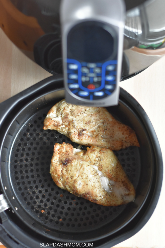 chicken breast air fryer