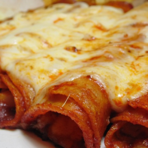 Cheesy Enchilada