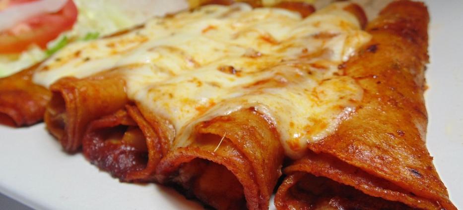 Cheesy Enchilada
