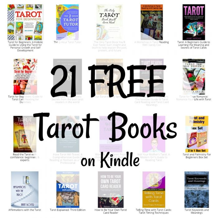 free tarot books kindle unlimited