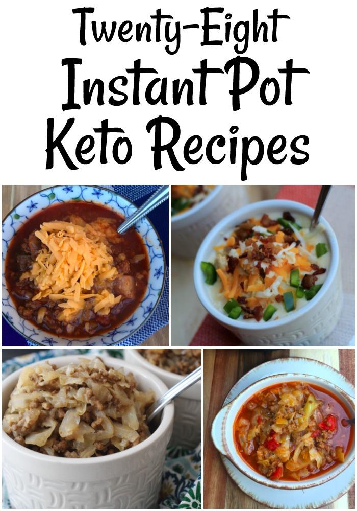 instant pot keto recipes