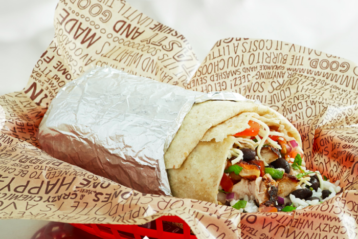 chipotle weight watchers guide