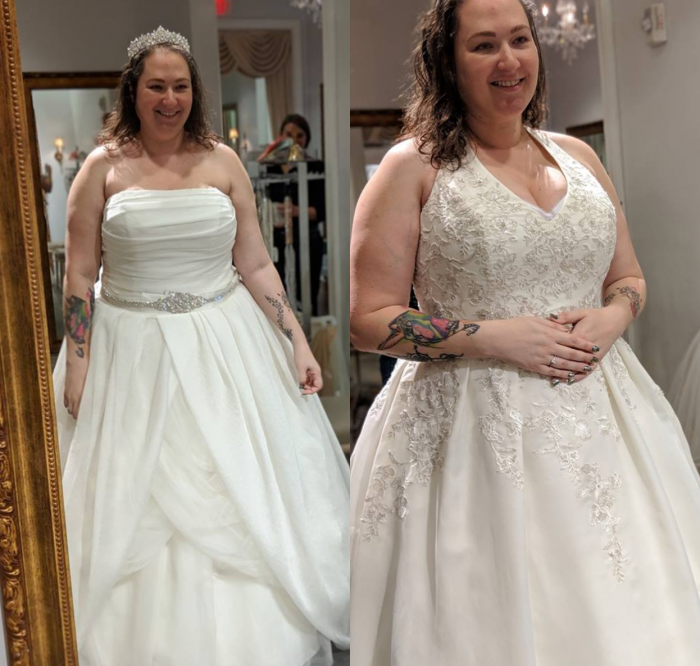 best wedding dresses for plus size brides