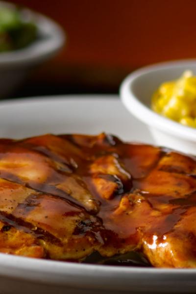 BBQ Chicken Grilled
