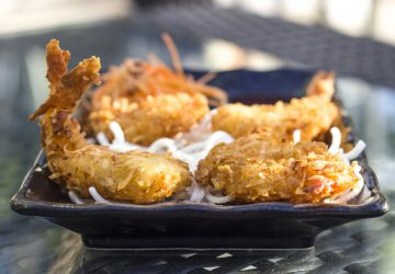 Weight Watchers Air Fryer Coconut Shrimp Recipe