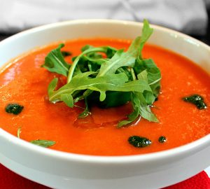 Easy Tomato Soup Recipe - Weight Watchers Friendly