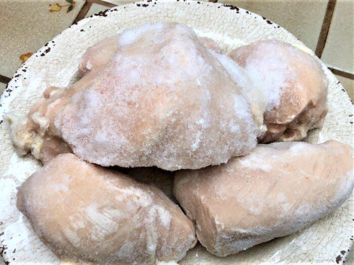 www.slapdashmom.com ZERO Point chicken recipe