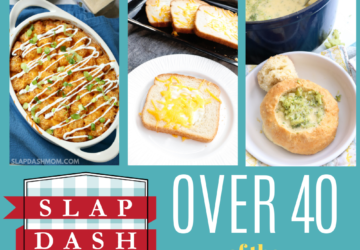 40 of the BEST Weight Watcher Recipes, Restaurant Guides, and MORE!